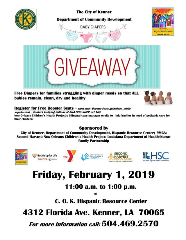diaper giveaway - february 1, 2019 -2