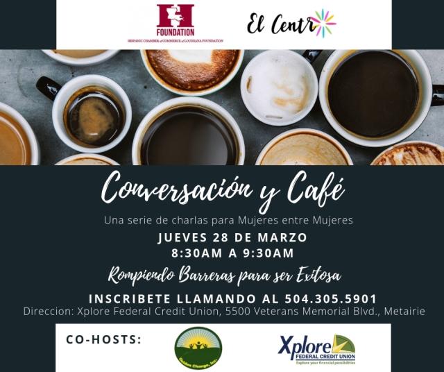 Conv y Cafe marzo