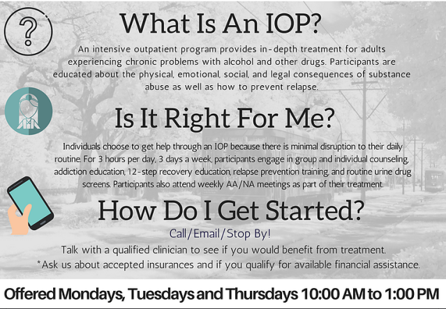 IOP program information