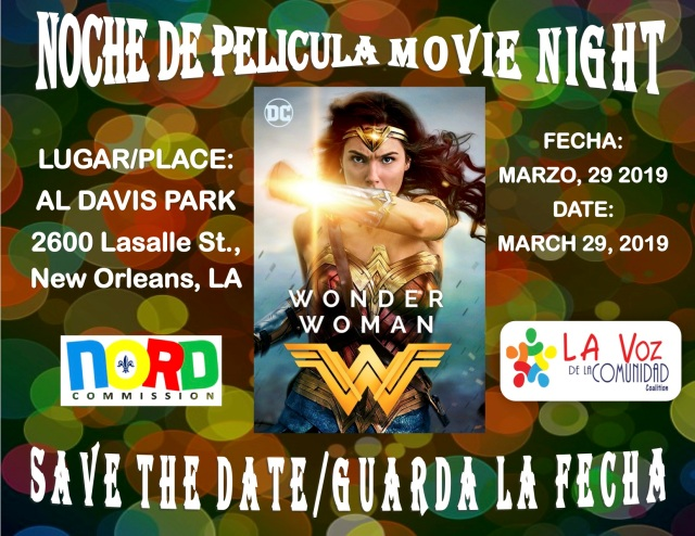 Save the Date_Movie Night