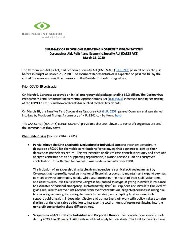 CARES-Act-Nonprofit-Summary-032620-1
